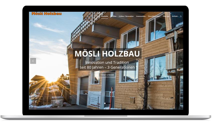Moesli Holzbau